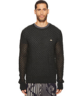 Vivienne Westwood - Fern Knit Crew Neck Sweater