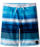 O'Neill Kids - Hyperfreak Heist Scallop Boardshorts (Big Kids)