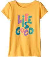 Life is Good Kids - Life is Good® Crusher Tee (Little Kids/Big Kids)