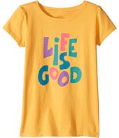 Life is Good Kids - Life is Good® Crusher Tee (Little Kids/Big Kids)
