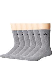 adidas - Athletic 6-Pack Crew Socks