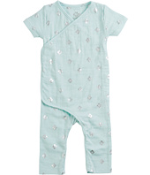 aden + anais - Short Sleeve Kimono One-Piece (Infant)