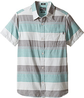 O'Neill Kids - Rhett Short Sleeve Woven Shirt (Big Kids)