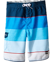 Billabong Kids - 73 OG Stripe Boardshorts (Toddler/Little Kids)