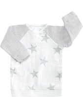 aden + anais - Long Sleeve Reglan Shirt (Infant)