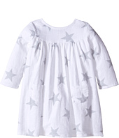 aden + anais - Long Sleeve Pocket Dress (Infant)