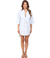 Stella McCartney - Crochet Shirt Cover-Up