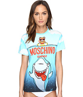 Moschino - Shark T-Shirt Cover-Up