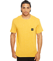 HUF - Heather Box Logo Pocket Tee