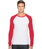 Levi's® - Kelly Raglan Long Sleeve Thermal Shirt