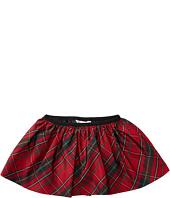 Ralph Lauren Baby - Poly Taffeta Plaid Skirt (Infant)