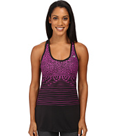 New Balance - Accelerate Tunic Graphite Tank Top
