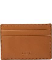 Shinola Detroit - Six-Pocket Card Case