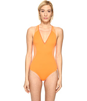 Stella McCartney - Neoprene & Mesh One-Piece