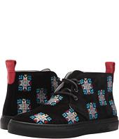 Del Toro - Blue Stars Embroidered Chukka Sneaker