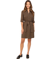 ATM Anthony Thomas Melillo - Belted Shirtdress