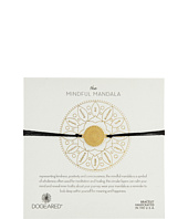 Dogeared - Mindful Mandala Center Square Silk Bracelet