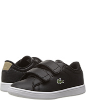 Lacoste Kids - Carnaby Evo G117 3 SPI (Toddler/Little Kid)