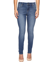 Liverpool - Petite Abby Skinny Jeans in Hydra Stone/Indigo