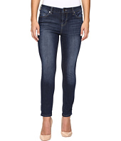 Liverpool - Petite The Hugger 4-Way Stretch Skinny Jeans in Orion Medium Dark/Indigo
