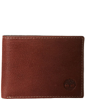 Timberland - Cavalieri Leather Slimfold Wallet