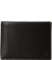 Timberland - Cavalieri Leather Passcase Wallet