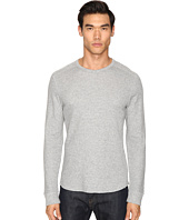 Vince - Raw Edge Long Sleeve Crew Neck