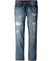 True Religion Kids - Geno Super T Jeans in Tarnished Wash (Big Kids)