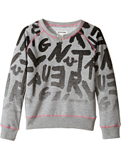 True Religion Kids - Grafitti Pullover (Toddler/Little Kids)