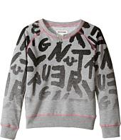 True Religion Kids - Grafitti Pullover (Toddler/Little Kids)