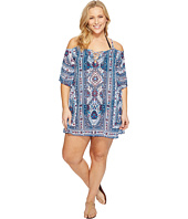 BECCA by Rebecca Virtue - Plus Size Inspired Tunic Cover-Up