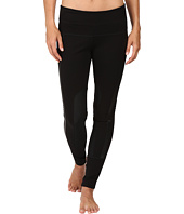 Blanc Noir - Performance Mesh Paneled Leggings