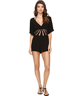 BECCA by Rebecca Virtue - Sunburst Romper Cover-Up