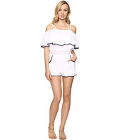 BECCA by Rebecca Virtue - Inspired Romper Cover-Up