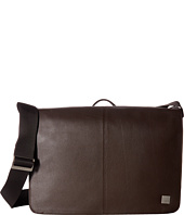 KNOMO London - Brompton Classic Bungo Expandable Messenger
