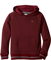 Lucky Brand Kids - Two-Tone French Terry Hoodie (Little Kids/Big Kids)