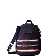 Tommy Hilfiger - Canvas Flag Mini Backpack Crossbody