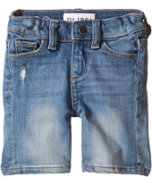 DL1961 Kids - Kaley Cuffed Shorts in Fountain (Infant)