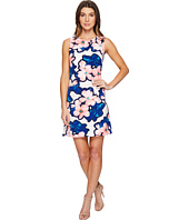 Christin Michaels - Dima Sleeveless Floral Dress