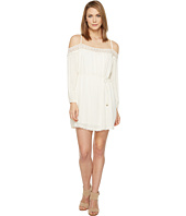 Brigitte Bailey - Elisha Off the Shoulder Dress with Crochet Detail