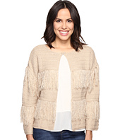 Brigitte Bailey - Bryn Sweater with Fringe Detail