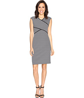 Calvin Klein - Striped Panel Dress