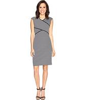 Calvin Klein - Striped Panel Dress