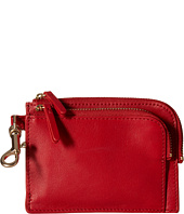 Skagen - Double Zip Charm Wallet