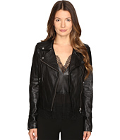 LAMARQUE - Donna-16 Leather Biker Jacket