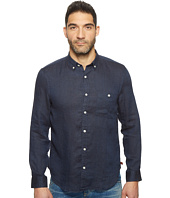 7 For All Mankind - Long Sleeve Linen Oxford Shirt