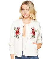 Jack by BB Dakota - Varis Bomber Jacket with Decorative Patches