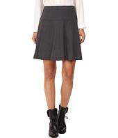 kensie - Heather Stretch Crepe Skirt KS8K6S59