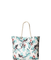 Roxy - Printed Tropical Vibe Beach Tote