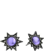 Rebecca Minkoff - Rock Stone Stud Earrings